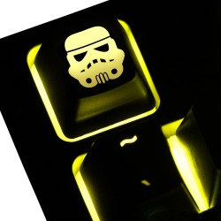 Stormtrooper ABS Backlit Keycap